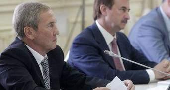 Черновецкий вернулся в Киев