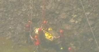 Мужчина упал с Ниагарского водопада и чудом выжил