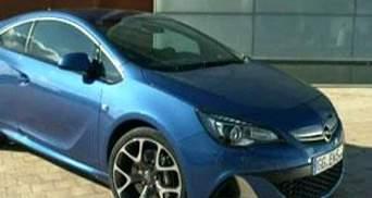 Opel Astra OPC - самая мощная серийная Astra, которую когда-либо выпускал Opel