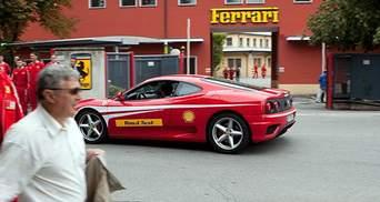 Через землетрус у Ferrari призупинили роботу