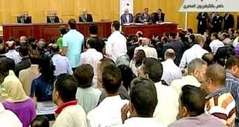 Египетский суд вынесет приговор экс-президенту Хосни Мубараку