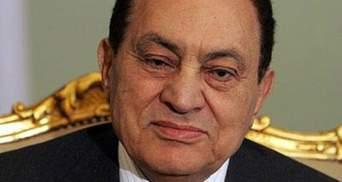 Генпрокурор Египта обжаловал приговор о пожизненном заключении Хосни Мубарака