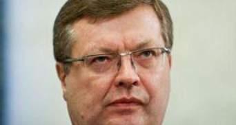 Грищенко посетил с официальным визитом Азербайджан