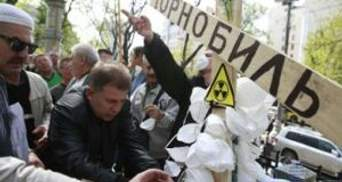 Завтра чорнобильці планують пікетувати  під парламентом