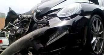 Ліндсей Лохан потрапила у лікарню в результаті ДТП