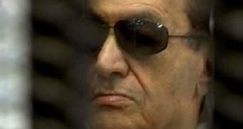 МВД Египта: Состояние Мубарака стабильно тяжелое