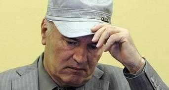 Суд над Ратко Младічем відклали на невизначений термін