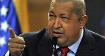 """Уго Чавес не хочет говорить с """"пустым местом"""" от оппозиции"""