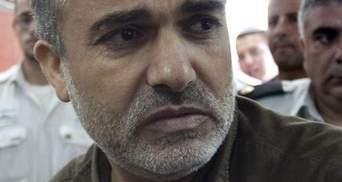 Лидера ХАМАСа осудили на 1350 лет тюрьмы за теракты против Израиля
