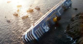 """""""Чорний ящик"""" не зареєстрував аварію судна """"Costa Concordia"""""""