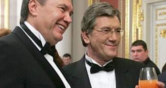 """Ющенко побажав Януковичу, аби його """"свята місія"""" вдалася"""
