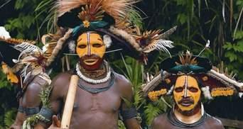 Полиция Папуа-Новой Гвинеи арестовала 29 каннибалов