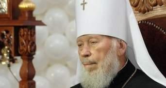 """Митрополит Володимир бачить у """"мовному"""" законі й позитивні сторони"""