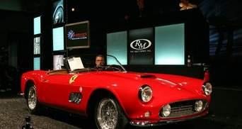 Колекцію унікальних Ferrari продають за 20 мільонів доларів