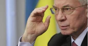 Азаров объяснил, почему Таисия Повалий имеет 2 позицию в списке ПР