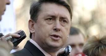 Мельниченко відмовився спілкуватися з представниками українського консульства
