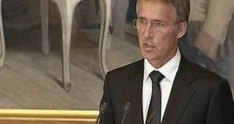 Норвезький прем'єр не піде у відставку через Брейвіка