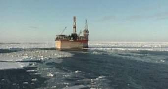 """""""Роснефть"""" і ExxonMobil розпочали розвідку арктичного шельфу"""