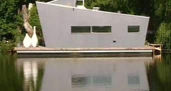Будинок на воді: дивовижне творіння дизайнера Саші Аккермана
