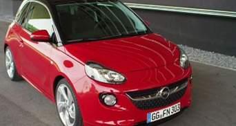 Opel Astra оновив дизайн