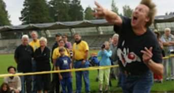 Подросток из Финляндии метнул телефон на 100 метров