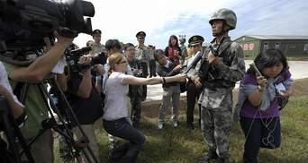 Журналісти попросили про захист у влади Китаю