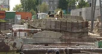 Строительство первой станции метро на Троещину начнется в Киеве осенью