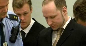Адвокат: Брейвіка, швидше за все, визнають осудним