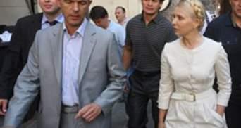 Тимошенко поговорила с Кожемякиным об избирательной кампании