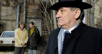 Українські глядачі не можуть побачити гру Ступки у польському фільмі