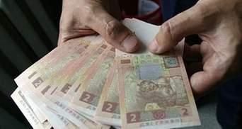 Підприємства винні українцям майже мільярд гривень
