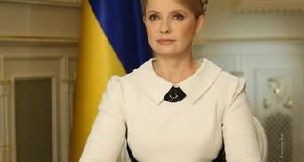 """Тюремщики: Тимошенко угрожала """"наставить себе синяки и показать их прессе"""""""