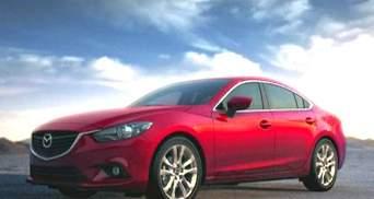 Наприкінці року у продаж надійде автоновинка - Mazda 6