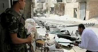 В Сирии еще остается по крайней мере 450 граждан Украины