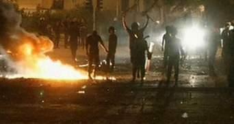 Єгиптяни вдруге за тиждень атакували посольство США