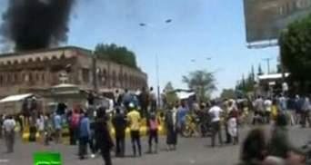 На посольство США в Ємені скоєно напад