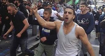 В Австралії – масові сутички через антиісламський фільм