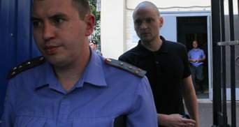 Після мітингу опозиції у Москві затримали Удальцова