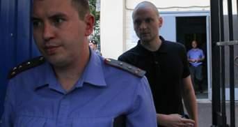 После митинга оппозиции в Москве задержали Удальцова