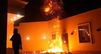 У Лівії заарештували 50 осіб за напад на консульство США в Бенгазі