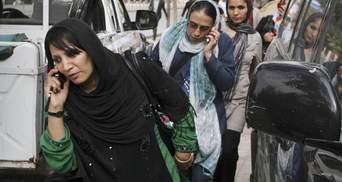 В одной из провинций Афганистана женщины впервые получили право водить автомобиль