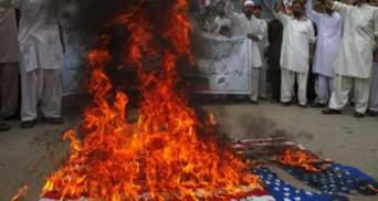 В Афганистане вооруженные мусульмане продолжают протесты