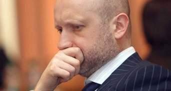 Турчинов вважає, що Мельниченко працює на ГПУ