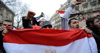 В Єгипті уже почалися демонстрації проти Франції