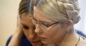 Евгения Тимошенко: Мама уже начала самостоятельно двигаться