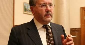 Гриценко интересно, что курил Грищенко перед заявлением о Тимошенко