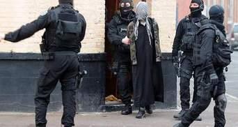 У Франції затримали 50 ісламських активістів