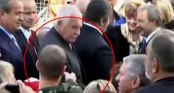 """""""Іграшка"""", з якої стріляли в президента Чехії, була точною копією справжньої зброї"""