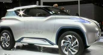 Nissan, Toyota и Porsche представили на Парижском автошоу свои эконовинки