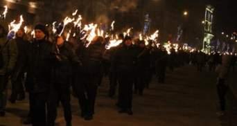 С факелами почтят память воинов УПА в Луцке